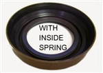Torque Converter Seal, Auto Stick Type 1, LATE (1971 1/2-74, with Spring INSIDE Seal)), EACH, 001-301-083B