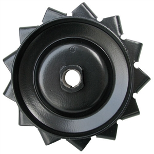 Alternator Fan Pulley, Upright Engines, 040-903-109