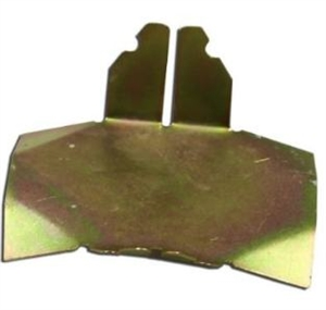 Lower Cylinder Air Deflector Plate, Upright Engines, 8mm Head Studs, 40hp-1600cc Upright Engines, ECONOMY, Each, 043-119-317B
