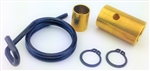 Bronze Cross Shaft Bushing Kit, 17mm