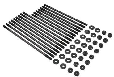 VW Head Stud Kit, Economy, Dual Port Type 1 Engine, 8mm