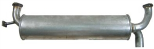 Muffler, 1975-79 Non-California Fuel Injected Type 1, 043-251-051B