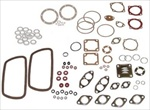 Gasket Set w/o Flywheel Seal, 1300/1500/1600cc Engines