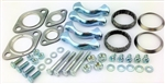 Muffler Kit, GERMAN, 1963-73 Type 1, 1960-67 Type 2, 111-298-009A