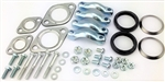 Muffler Kit, Brazilian, 1963-73 Type 1, 1960-67 Type 2, 111-298-009ABR