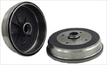 Front Brake Drum, 1968-77 Standard Beetle and Ghia, Brazilian or Mexican, 111-405-615BBR