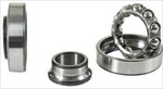 Wheel Bearing, Front Outer, Ball Bearing, 1949-65 Type 1, 111-405-645A
