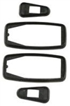 Door Handle Seals, 1968-79 Beetle, Superbeetle, Ghia, Type 3