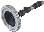 Stock Camshaft with Gear, Std Pitch, Dished (1971 and Newer Type 1 Based Engines), 113-109-021G
