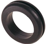"Grommet, 24.5mm (1"") for Carb Pre-heat Hose Through Rear Engine Tin,  EACH, 113-119-571"