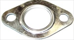 Preheater to Muffler Gasket (Preheater Gasket), Large Hole, 1963-74 Type 1, 1960-71 Type 2, 113-251-263