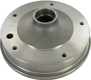 Front Brake Drum, European, 1958-65 Standard Beetle and Ghia, 113-405-615A