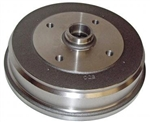 Front Brake Drum, 1971-79 Super Beetle, Brazilian, 113-405-615DBR