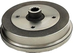 Rear Brake Drum, 4 Lug, 1968-79 VW Beetle and Ghia, Brazilian, 113-501-615JBR