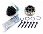 CV Joint and Boot Kit  GERMAN, for 1968+ IRS Type 1 (BEETLE and GHIA) and Type 3, 113-598-101