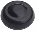 Shift Knob, Black, 7mm, 1961-67 Beetle and Ghia, 113-711-141ABK-111-141-BK