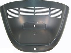 Rear Decklid With Louvers 1968 79 Beetle And Super