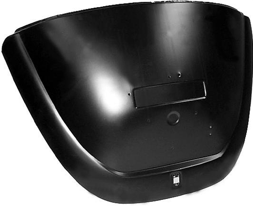 Rear Decklid No Louvers 1968 79 Beetle And Super Beetle