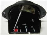 Fuel Gauge (Inside Speedometer), Electrical, 1968-79 Beetle and Super Beetle, 113-957-063B