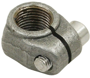 Spindle Nut (Clamp Nut), Right, 1966-79 Beetle, Super Beetle, Ghia, Thing, Type 3, and Type 4, 131-405-670
