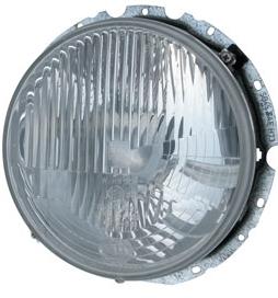 Headlight Embly With H4 Headlamp 1967 Type 1 1968 79 2