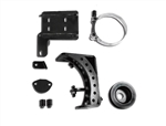 Vintage Speed Air Conditioner Compressor Mounting Kit, Karmann Ghia (All years) and 1968-71 Bus, for Sanden 505, 507, and 508, 155-291-11204