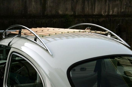 Vintage Speed Roof Rack For Vw Beetle And Super Beetle