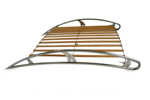Vintage Speed Roof Rack For Vw Karmann Ghia 155 393 01588