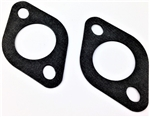 Weber IDF, IDA, & Dellorto DRLA Base Gasket, 44mm and larger, Pair