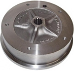 Rear Brake Drum, GERMAN, 5 Lug, VW Thing, 181-501-615AGR