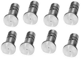 SCAT Lube-A-Lobe Lightweight Cam Followers (Lifters), Type 1 Engines, Set of 8, 20018L