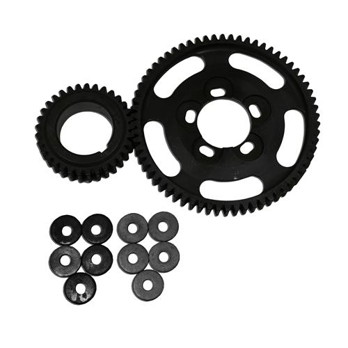 scat steel straight cut cam gears vw type   volkswagen aircoolednet vw parts