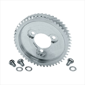 Bolt On Cam Gear w/Bolts, Imported, 4070-20170STD