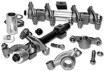 SCAT 1.1:1 Ratio Rocker Assemblies (Rocker Arms), Complete, Pair, 20130