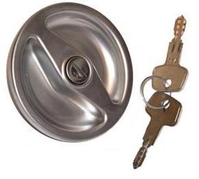 Gas Cap Locking 1974 79 Type 2 211 201 551r