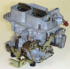 Manual Weber Carburetor