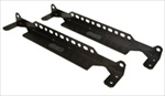 Setrab Dual Fan Pack Mounting Brackets, Pair