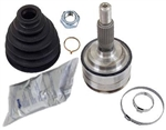 CV Joint and Boot Kit, 1986-91 Vanagon Syncro, Front Outer CV Joint, EACH (Does one outer joint only), ECONOMY, 251-498-099E