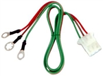 Mallory Unilite Replacement Wiring Harness, 29349