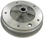Rear Brake Drum, 5 Lug, 1964-65 VW Type 3, Brazilian, 311-501-615EBR
