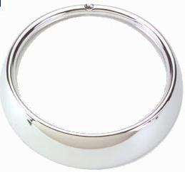 Air Cooled VW Type 2 Headlight Trim Ring 68-79 VW type 3 head light ring 64-73