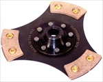 3 Puck 200mm Racing Clutch Disc