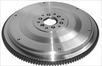 Bugpack Flanged Crankshaft Forged 200mm Flywheel