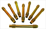 Windage Push Rod Tubes, Type 1 Based Engines, Set of 8, 4107-10