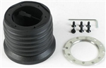 Nardi Steering Wheel Adapter Kit, 1960-73 1/2 Type 1 & 3, and 1959-67 Type 2, 4302.14.5402