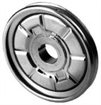 Chrome Stock Pulley, Upright Engines