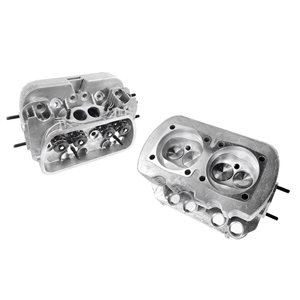 Dual Port Cylinder Heads, 35 x 32mm Valves, 500-400 (per PAIR)