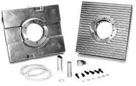 SCAT 2 Quart Deep Sump, Type 1 and 3 Engines, Internally Reinforced, 50050