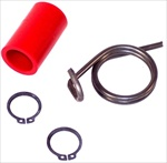 Urethane Cross Shaft Bushing Kit, 16mm