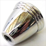 Fast Fab Dash Knob - Early Cars with 5mm Shafts, Polished